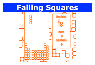 Play Falling Squares